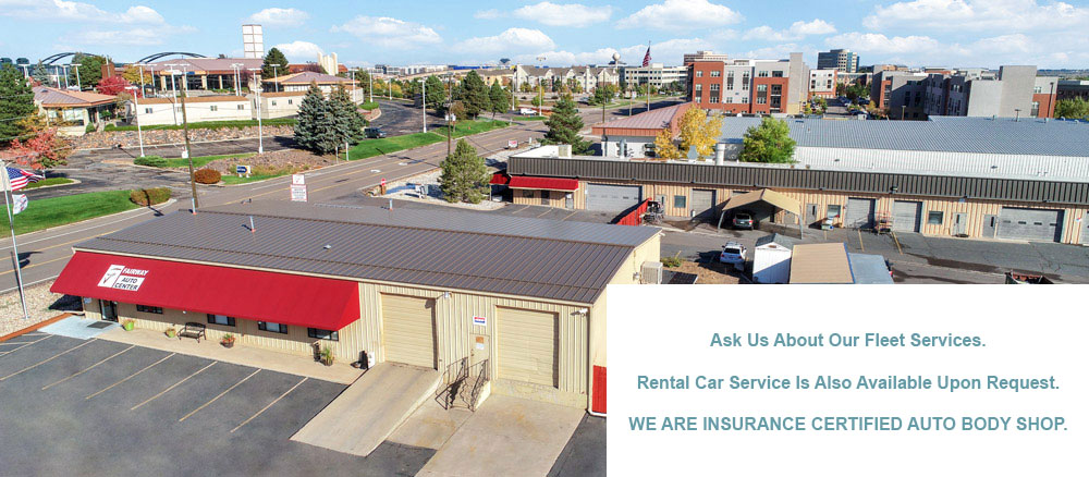 Auto body shop in Denver