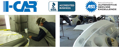 Denver auto body repair